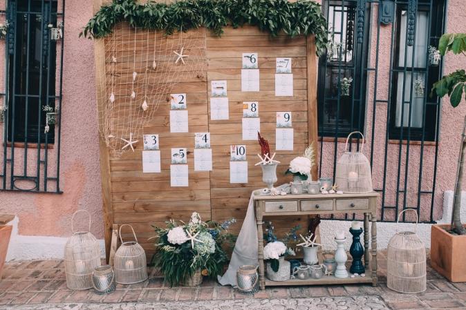 Una boda frente al mar- Tikismikis-Alicante