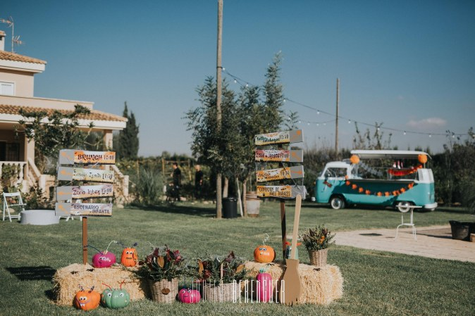 Fiesta corporativa Halloween Tikismikis Alicante